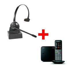 GAP-headsetpakket ODHW10 + CL660