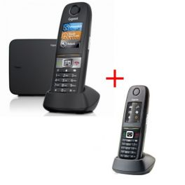 Duo Pack : Gigaset E630 + 1 R650H handset