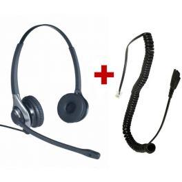 OD HC 45 Headset + Cisco-verbindingskabel  1