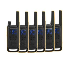 Motorola Portofoon T82 Extreme 6-Pack