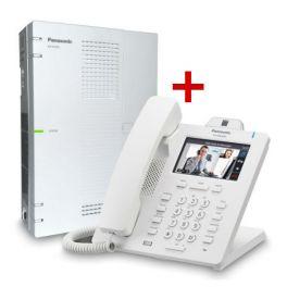 Panasonic KX-HTS32 + Panasonic KX-HDV430 Schakelbord