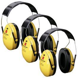 3M Peltor Optime I Gehoorbeschermers - Three Pack