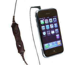 Plantronics Audiokabel voor iPhone 4 en 5