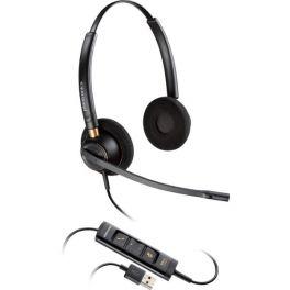 Plantronics EncorePro HW525 USB Duo PC Headset