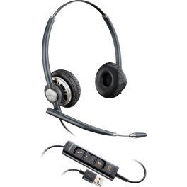 Plantronics EncorePro HW725 USB Duo PC Headset