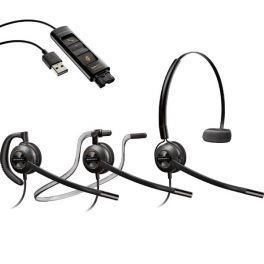Plantronics EncorePro HW540 Digitale 3-in-1 PC Headset