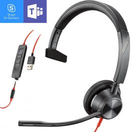 Plantronics Blackwire 3315 USB-A MS