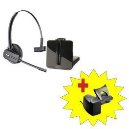 Plantronics CS540 Headset + HL10 Hoornlifter