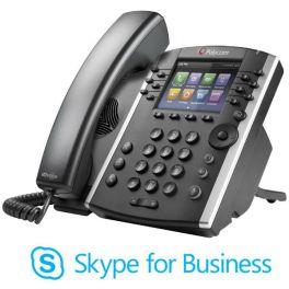 Polycom VVX 411 MS VoIP Desktop Telefoon