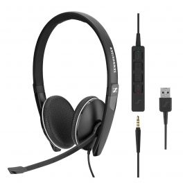 Sennheiser SC165 - USB en Jack 3.5 headset