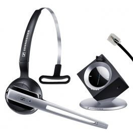 Sennheiser DW Office Phone headset draadloos