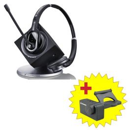 Sennheiser DW 30 Office Draadloze Headset + Hoornlifter