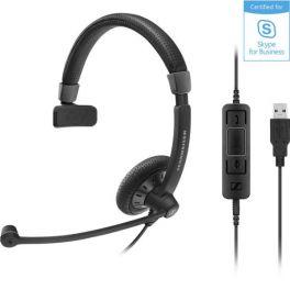 Sennheiser SC 45 USB MS Mono Headset (2)
