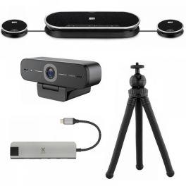 Pack voor videoconferenties - Sennheiser Expand 80 T + microfoons