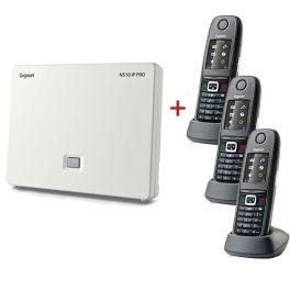 Gigaset N510 IP basis met 3 SIR650H Handsets (1)