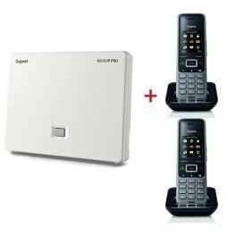 Gigaset N510 IP basis met 2 SIS650H Handsets (1)