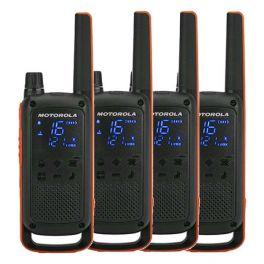 Pack cuarteto Motorola TLKR T82