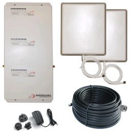 Stella Home 3 band repeater - Mobile, 3G, 4G