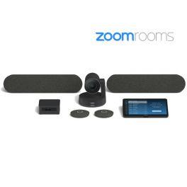 Logitech Large Room Videoconferencing Solution for Zoom Rooms