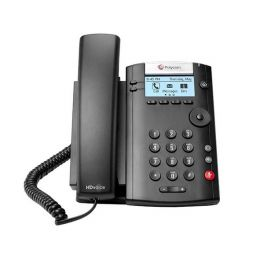 Polycom VVX 201 VoIP Telefoon
