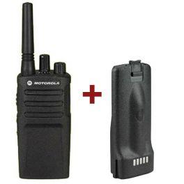 Motorola XT420 Walkie Talkie + Vervangingsaccu