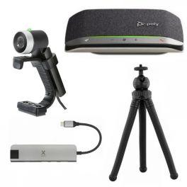 Video conferencing bundle met Poly Sync 20