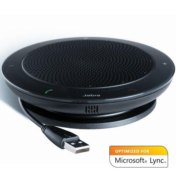 Jabra SPEAK 410 MS Draagbare Speakerphone