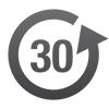 30 dagen kredietovereenkomsten